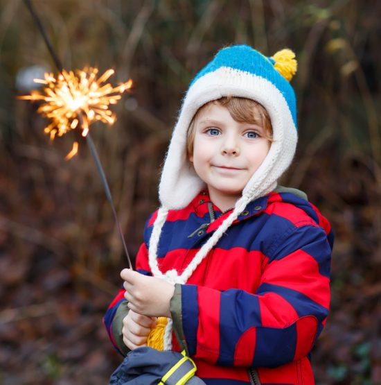 A Few Kid-Friendly New Year's Eve Activities