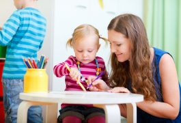 Exploring Some of the Benefits of an Infant Program