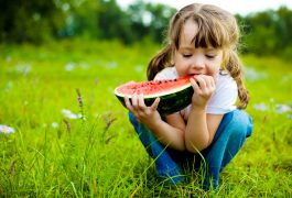 How to Mix Children and Nutrition Together