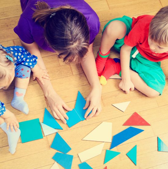 Helping Your Kids to Succeed in Early Childhood Learning