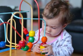 The Developing Baby Motor Skills of Your Infant