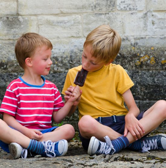 How Learning to Share Helps Develop Your Little Ones