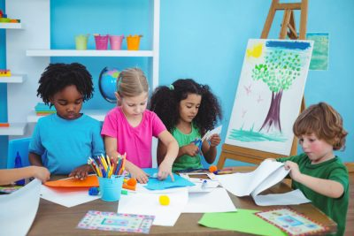 Here are Some of the Many Benefits of Art Programs for Kids