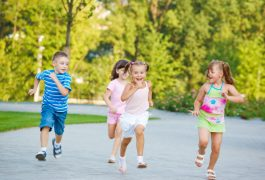 Let's Talk About the Importance of Exercise for Children!