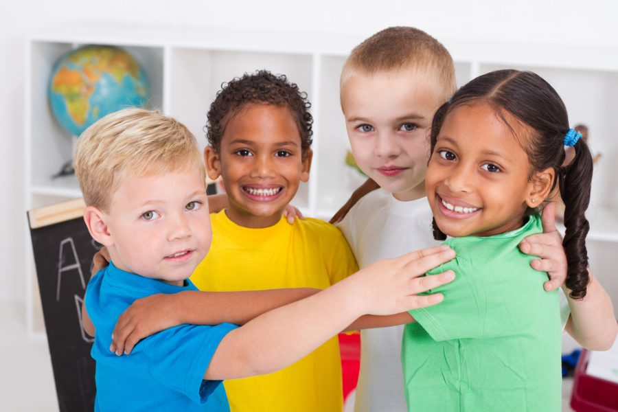 Helping Kids Learn How to Make Friends At School