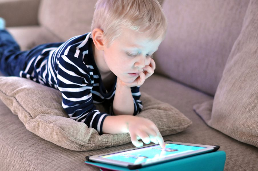 Children and Technology: How Much is too Much?