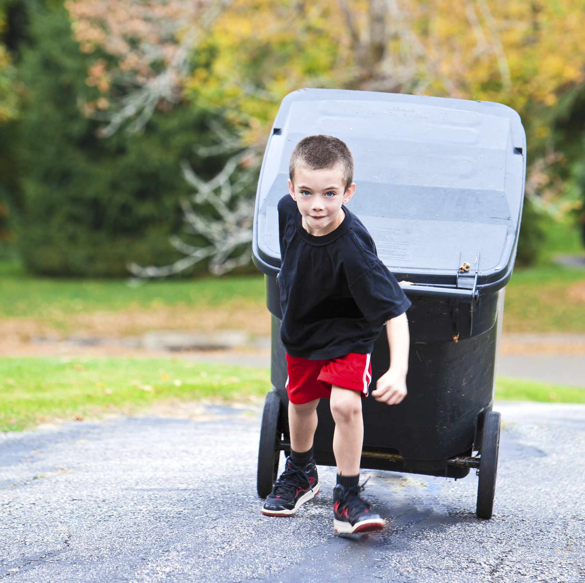 Assigning Age Appropriate Chores to Children