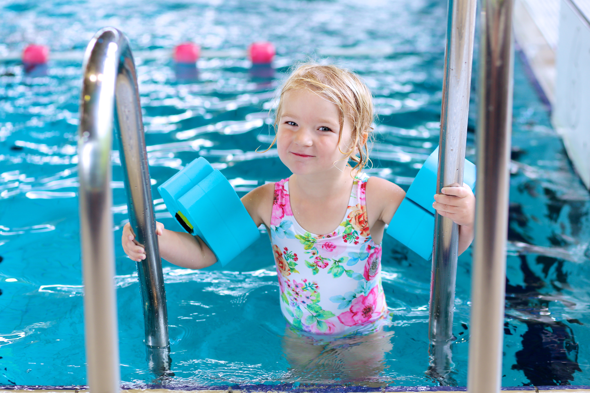 Swimming Safety Tips for Parents of Young Children