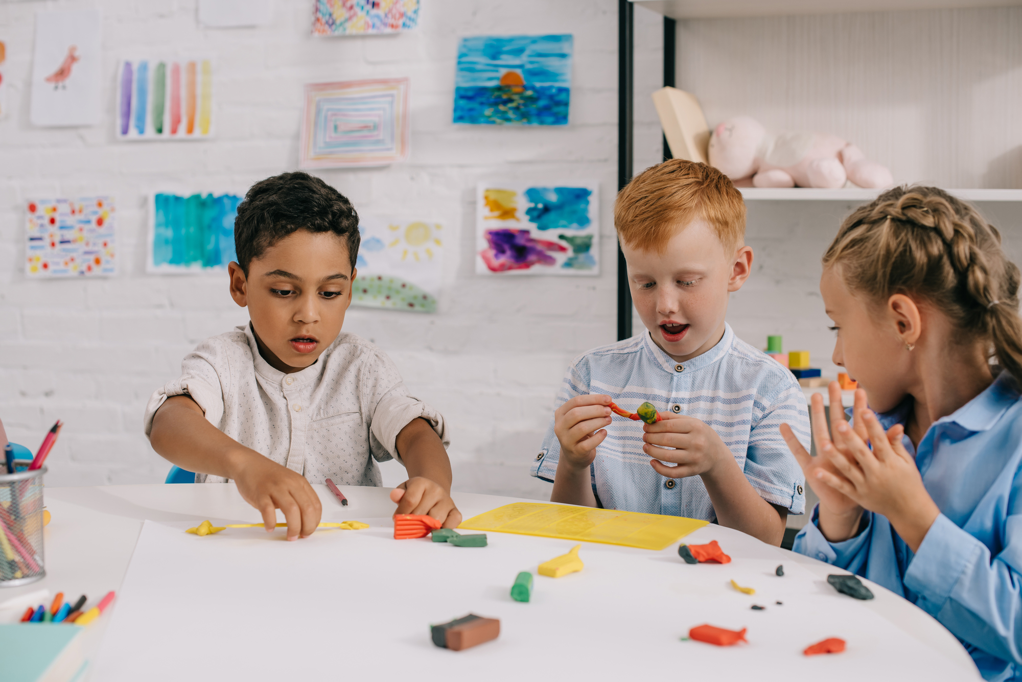 The Importance of Preschool for Your Child's Development