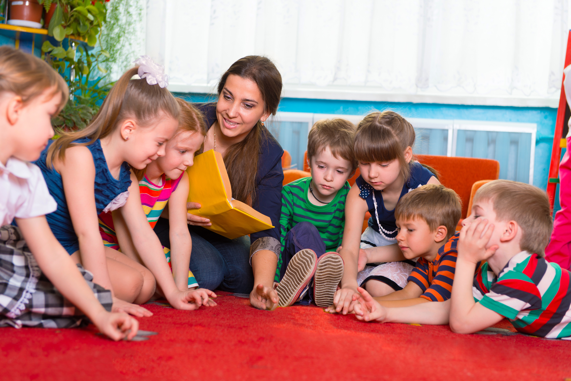 Addressing 4 Myths About Early Childhood Education Programs