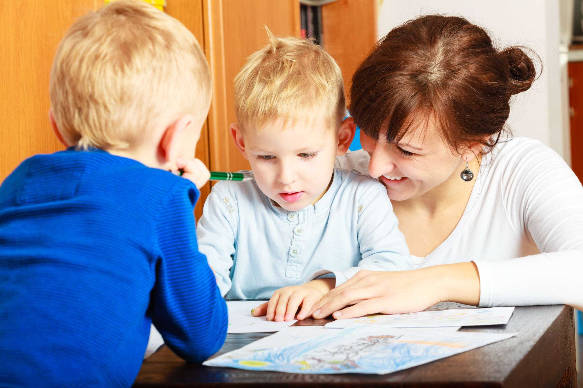 Effective Teaching Strategies to Use at Home With Small Children
