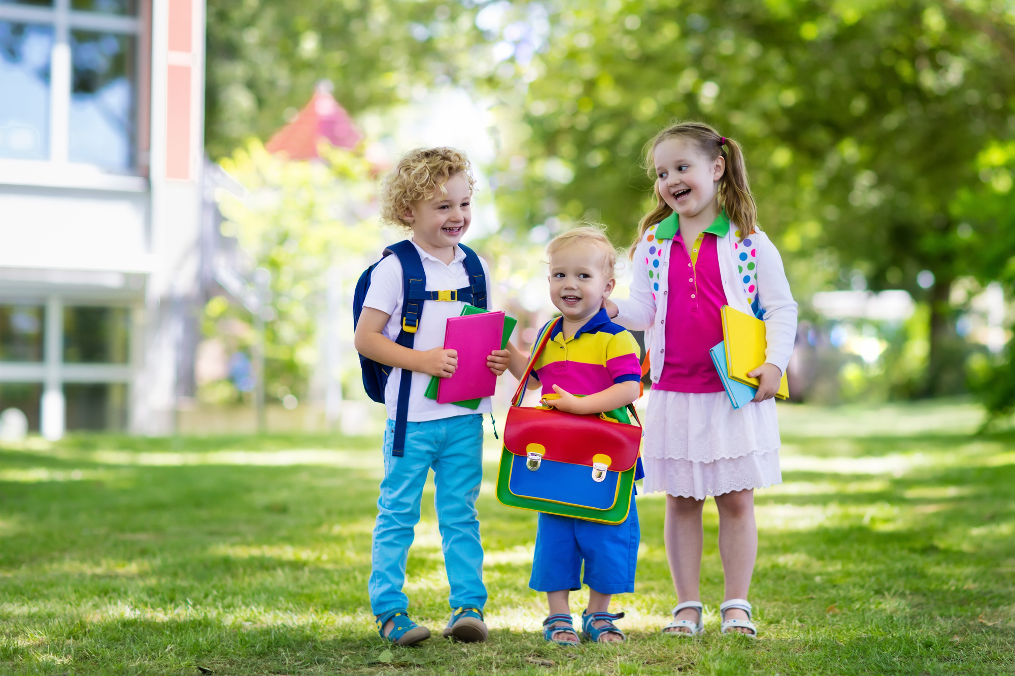 Preparing Your Child to Feel Comfortable at School