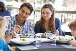 Preventing Behavioral Issues When Going Out to Eat with Young Children