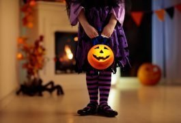Halloween Safety Tips for Parents of Young Children