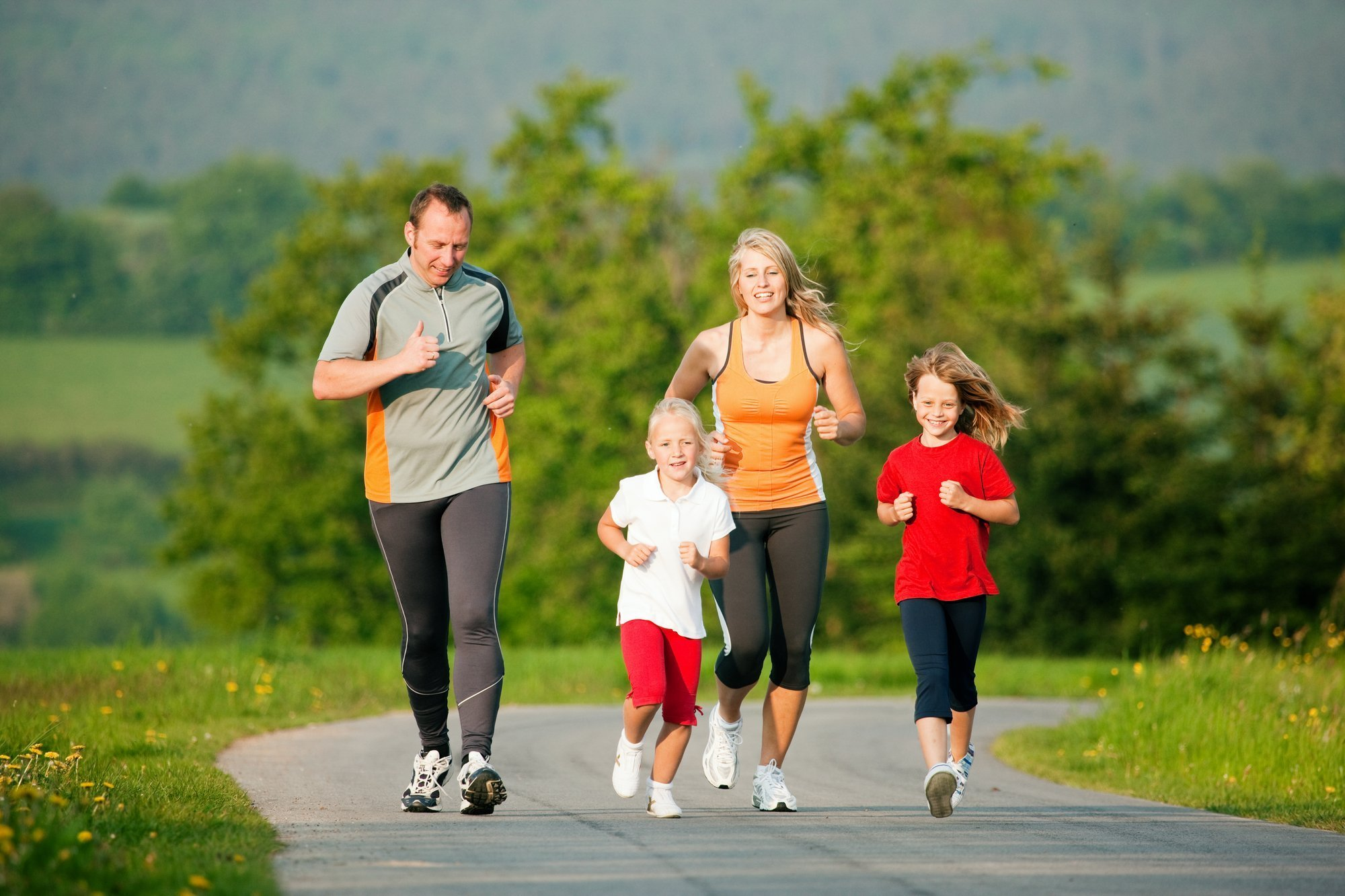 Parent Tips for Maintaining a Healthy Family